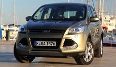 Ford augmente la production du Kuga pour répondre à la demande