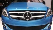 Mercedes choisit Garmin pour ses GPS