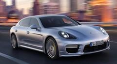 La Porsche Panamera s'offre un facelift