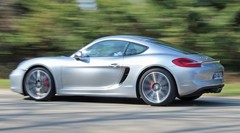 Essai Porsche Cayman S : Evolution de l'espèce