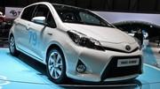 Toyota Yaris Hybride : elle reçoit un titre de voiture verte 2012