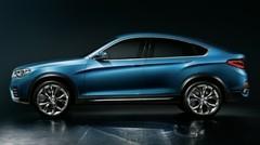 Le BMW concept X4 à Shanghai