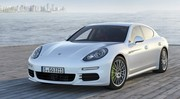 La Porsche Panamera S E-Hybrid au Salon de Shanghai