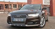 Essai Audi A6 Allroad V6 3.0 BiTDI Quattro : le top de la gamme A6 !
