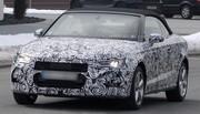 L'Audi A3 Cabriolet (2014) espionnée en vidéo