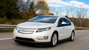 Chevrolet Volt : 1450 km en moyenne entre deux pleins