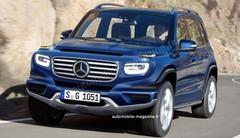 Mercedes GLB : La Classe G de poche