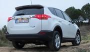 Lexus va lancer un SUV basé sur le RAV4 concurrent des X1 et Q3