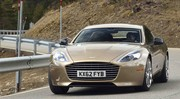 "Essai Aston Martin Rapide S : ""So chic"""