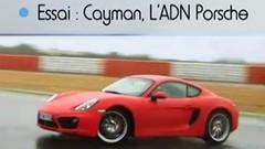 Emission Automoto : 208 GTI, Cayman, américaines