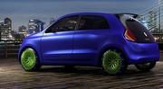 Renault Twin'Z Concept : la Renault Twingo 3 en approche