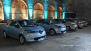 Immatriculations : la Renault Zoé a battu la Fiat Punto