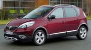Renault Scénic Xmod 2013 : prix à partir de 25.450 euros