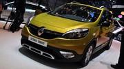 Renault Scénic XMOD : les tarifs