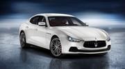 Maserati Ghibli 2013 : une grande routière dans la gamme Maserati