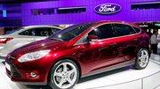 La Ford Focus est la voiture la plus vendue dans le monde