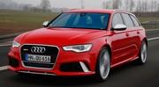 Essai Audi RS6 Avant : Godzilla en smoking !