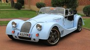 Essai Morgan Plus 8 : paradoxe temporel