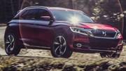 Citroën DS Wild Rubis : le luxueux crossover de la ligne DS se dévoile