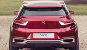 Citroën DS Wild Rubis : Le SUV chevronné !