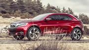 Citroën Wild Rubis concept : le futur DSX à Shanghai