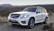 Un quatre cylindres essence bientôt disponible sur le Mercedes GLK