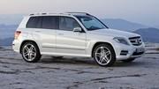 Mercedes GLK 2013 : nouveau 4 cylindres essence 211 ch
