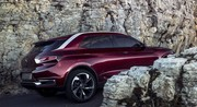Citroën dévoile officiellement son concept Wild Rubis