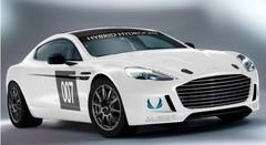 Aston Martin engage une Rapide à hydrogène au Nürburgring