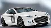 Une Aston Martin dopée à l'hydrogène pour le Nurburgring