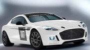 Aston Martin Rapide S hybride hydrogène