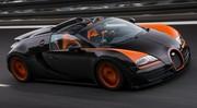 Buggati : Un record à 409 km/h pour la Veyron Grand Sport Vitesse