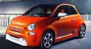 Le prix de la Fiat 500e, l'électrique pour la Californie