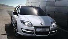 Renault Laguna : La collection 2013 s'offre la boite EDC et la tablette connectée R-Link