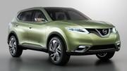 Nissan : le futur Qashqai dévoilé à Francfort en novembre