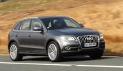 Essai Audi Q5 Hybrid Quattro : Anneaux alternatifs