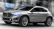 Mercedes Concept GLA : Petit mais premium