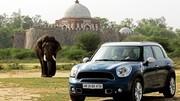 La Mini prend la route de l'Inde