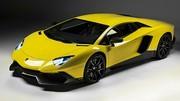 Lamborghini Aventador LP720-4 50 Anniversario Edition : fuite des photos officielles !