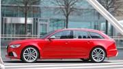 Essai Audi RS6 : puissance souveraine