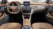 Mercedes GLA Concept : Le crossover avec un grand « A »