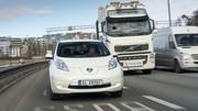 Essai Nissan Leaf : La voiture électrique loue désormais ses batteries !