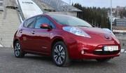 Essai nouvelle Nissan Leaf : ajustements techniques