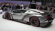 Lamborghini Veneno : élue voiture la plus laide de tous les temps