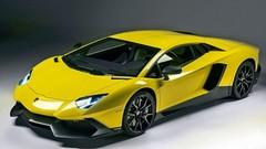 Lamborghini Aventador LP 720-4 Anniversario Edition