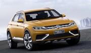 Volkswagen CrossBlue Coupé : des indices sur le futur Tiguan