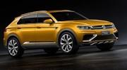 VW CrossBlue Coupé : SUV pour mégalopole chinoise