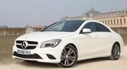 Essai Mercedes Classe CLA 220 CDI DCT Sensation : tout pour le style