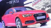 A Shanghaï, Audi est le plus raisonnable