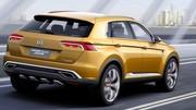 Volkswagen CrossBlue Coupé : plus sexy